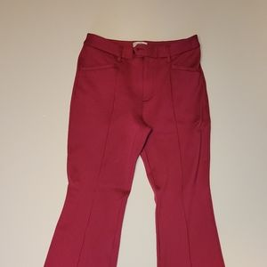Anthropologie Essential Flare Trouser Size 10